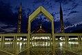 Faisal Mosque plaza at night.jpg