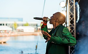 Faithless live at Palmesus 2013