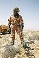 Falcon Sqn FUCHS vehicle in Jordan MOD 45164574.jpg