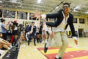 Souhegan High School - Fang Fest Celebration