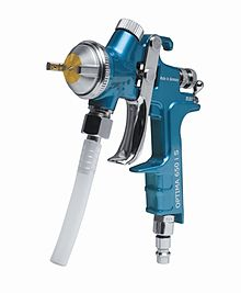 Airless Spray Gun For Automotive Acrylic Paint