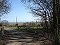 Farm Track Icklesham East Sussex - geograph.org.uk - 155046.jpg