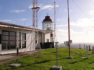 Guafo Island - Guafo Island lighthouse