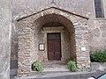 Faugères (34) St-Christophe portail sud.jpg