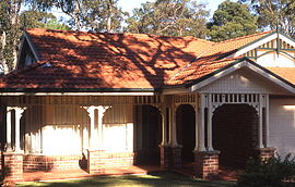 Federation home, south Turramurra, New South Wales, Sydney - Wiki0139.jpg