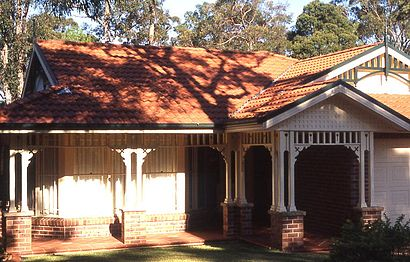 How to get to South Turramurra with public transport- About the place