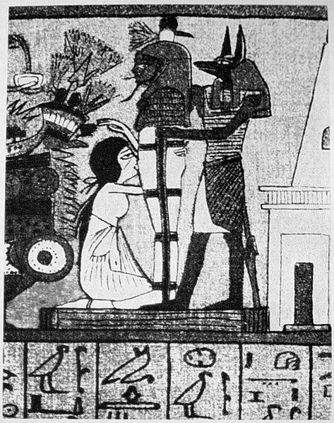 Felatio (Izis/Oziris) v starem Egiptu