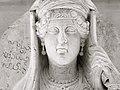 Femme Gréco-boudhique - fin du 2éme siècle après JC - Musée du Louvre (4386772285).jpg