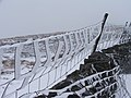 Fence on Buckden Pike. - geograph.org.uk - 249956.jpg