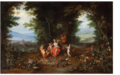 Ferdinand van Kessel and Workshop of Jan Breughel II - Allegory of the earth.png