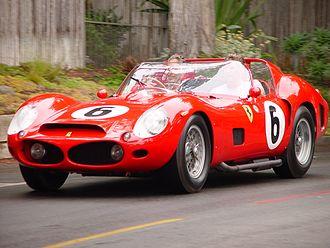 Ferrari 250 Testa Rossa - 1962 Ferrari 330 TRI/LM