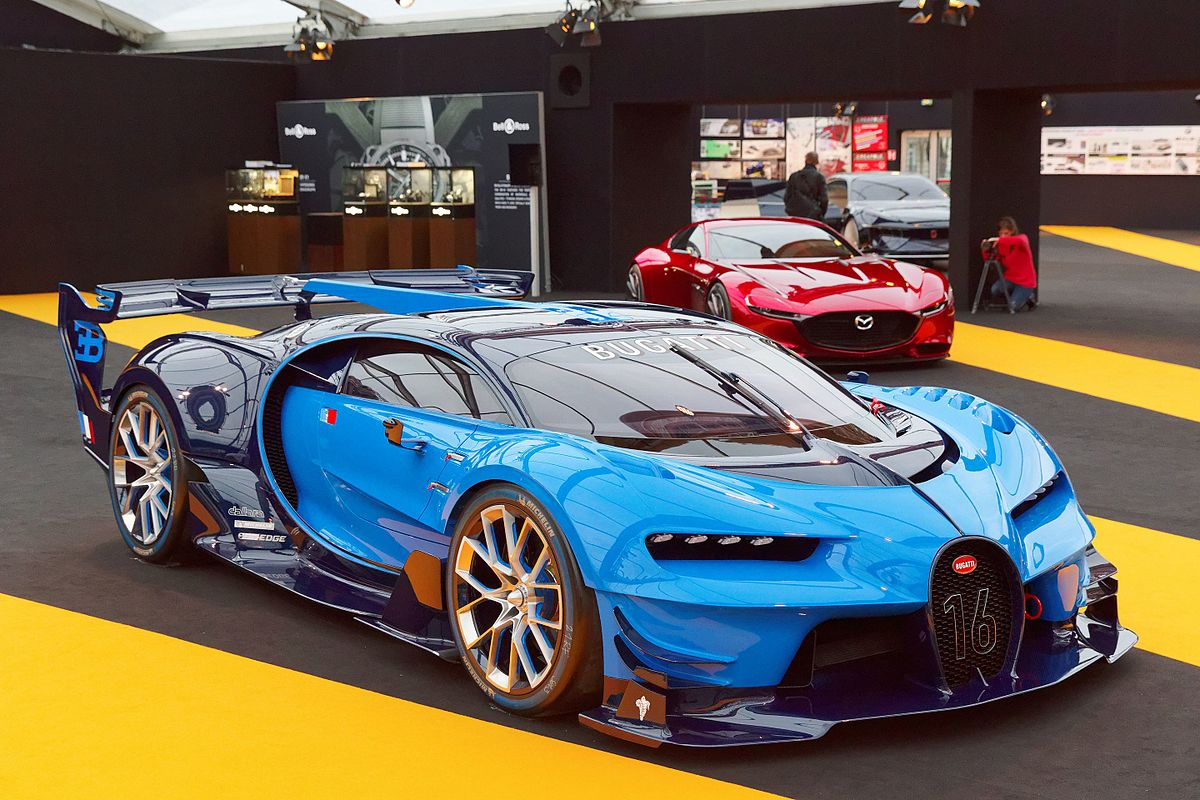 bugatti vision gran turismo wikipedia. Black Bedroom Furniture Sets. Home Design Ideas