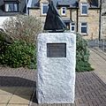 Fife Shipyard Memorial, Fairlie, North Ayrshire, Scotland.jpg