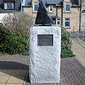 Fife Shipyard Memorial, Fairlie, North Ayrshire, Scotland.jpg