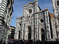 File- Facade of the cathedral is Florence.jpg