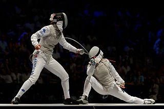 Foil (fencing) fencing weapon