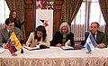 Firma de convenios de la I Comisión mixta de cooperación técnica ecuatoriana – argentina (5734194511).jpg