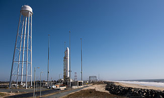 "Yuzhmash' ""Antares II"" rocket designed for NASA to deliver commercial cargo to the International Space Station"
