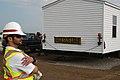 First FEMA modular homes arrive in Joplin (5968502346).jpg