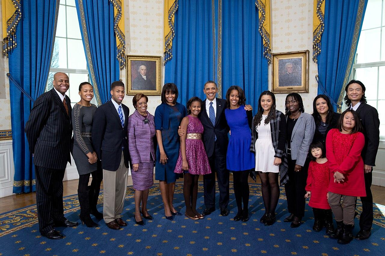 filefirst family 2013 inauguration day portraitjpg