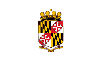 Baltimore County, Maryland - Image: Flag of Anne Arundel County, Maryland