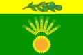 Flag of Centralnoe (Krasnodar krai).png