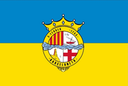 Flag of La Barceloneta.png