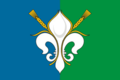 Flag of Malkovskoe (Tyumen oblast).png
