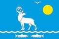 Flag of Malozemelsky (Nenetsia).png