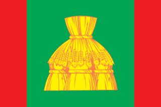 Флаг Никольского района (Вологодская область)