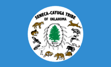 Flag of the Seneca-Cayuga Tribe of Oklahoma.PNG