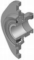 Flanged-housing-unit din626-t3 type-eb-yen 180.png