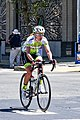 Flavia Olivera of Lares-Waowdeals finishing in Sacramento on Stage 3 (34753261022).jpg