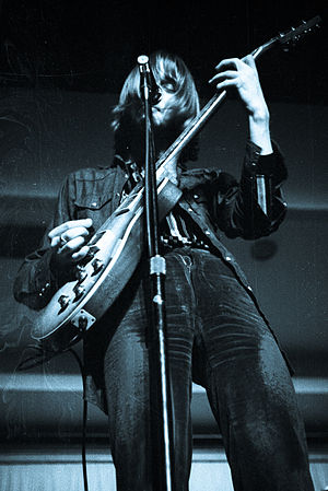 Danny Kirwan - Danny Kirwan with Fleetwood Mac, 18 March 1970