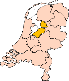 Flevoland position.svg