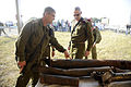Flickr - Israel Defense Forces - Chief of Staff and GOC Southern Command Observe Rockets Which Fell in Israel.jpg