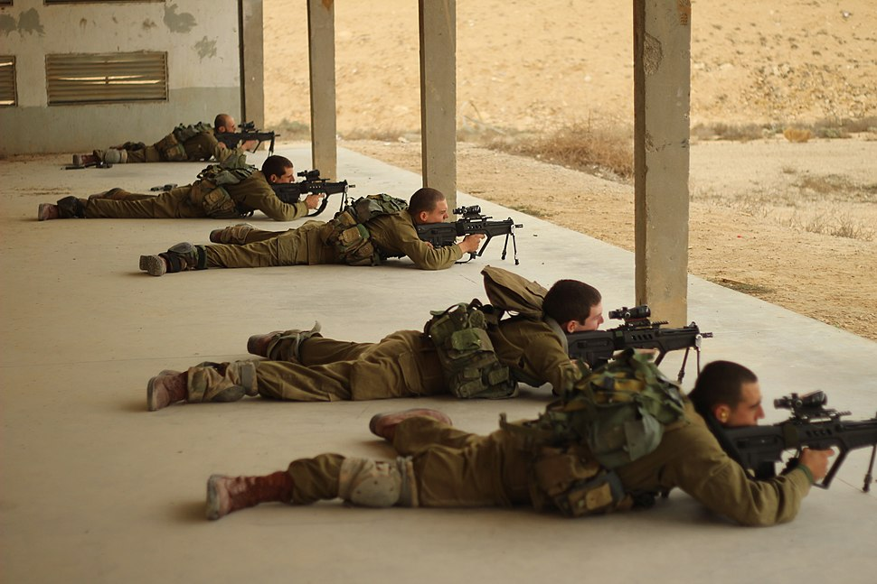 Flickr - Israel Defense Forces - Nahal's Special Forces Conduct Firing Drill (9)
