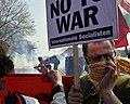 Flickr - NewsPhoto! - NATO protest Strasbourg 4-4-09 (20).jpg