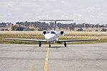Flight Options (VH-SQY) Cessna 510 Citation Mustang taxiing at Wagga Wagga Airport (2).jpg