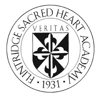 Flintridge Sacred Heart Academy - Image: Flintridge Sacred Heart Academy logo