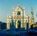 Florence - Santa Croce 1961.jpg