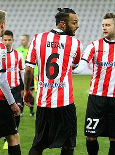 Florin Bejan Romanian professional footballer