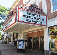 Flynn Theatre marquee Burlington Vermont.jpg