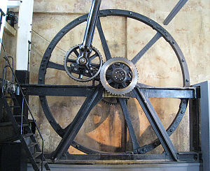 Sun and planet gear - The Whitbread Engine of 1785