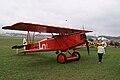 Fokker DVII Ernst Udet RSideFront Dawn Patrol NMUSAF 26Sept09 (14413329639).jpg