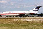Fokker F-28-4000 Fellowship, USAir AN0213440.jpg