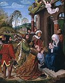 Follower of Hugo van der Goes - Adoration of the Magi.jpg
