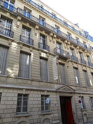 Fondation Custodia - Fondation Custodia - 121 rue de Lille