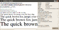 Font Viewer - Rachana, Regular 003.png