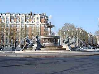 fontaine du Château d'eau
